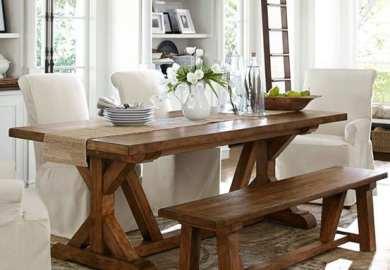 Farmhouse Dining Furniture Homeactive