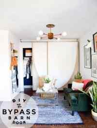 Make Your Own Bypass Barn Door