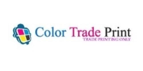 50 off colortradeprint promo