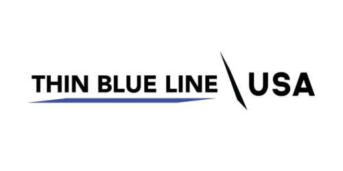 Free Shipping on USA Orders Over $75 at Thin Blue Line USA