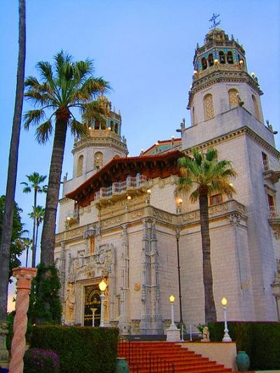 21 Beautiful Famous Castles in California