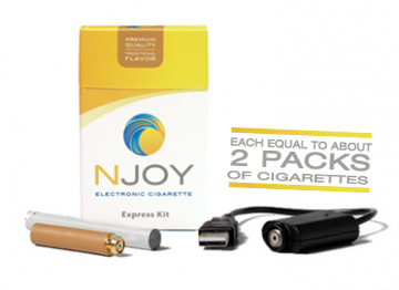 Njoy Vs Cigarette