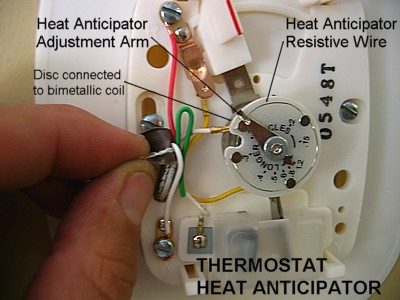 Electric Meter Wiring Heat Troubleshooting Your Air Conditioning Thermostat