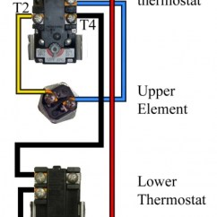 Wiring Diagram For Two Element Hot Water Heater Discovery 2 Seat Testing Thermostats On Electric Heaters