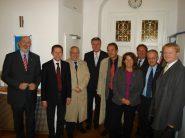 Vorbereitung der Verländerung der Regionalbahnen mit ÖBB-Entscheidungsträgern 2008