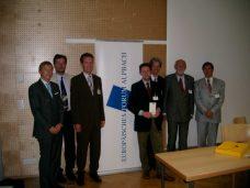 Europäisches Forum Alpbach 2004: Moderation der Arbeitsgruppe Verkehr.