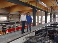 Werkstätte Vorchdorf 2016 - 38 Jahre vorher studentischer Arbeitsplatz
