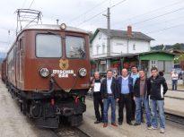 Triebfahrzeugführerprüfung Mariazellerbahn 2011