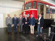 Moskauer Eisenbahnuniversität zu Gast 2015