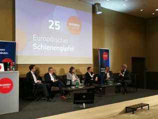 25. Europäischer Schienengipfel Foto: Adrian Wagner