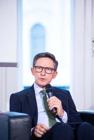 Präsentation des Österreichischen Infrastrukturreports 2021 von Future Business Austria, Foto: Daniel Shaked