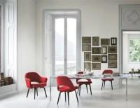 Saarinen Executive Armless Chair | Knoll