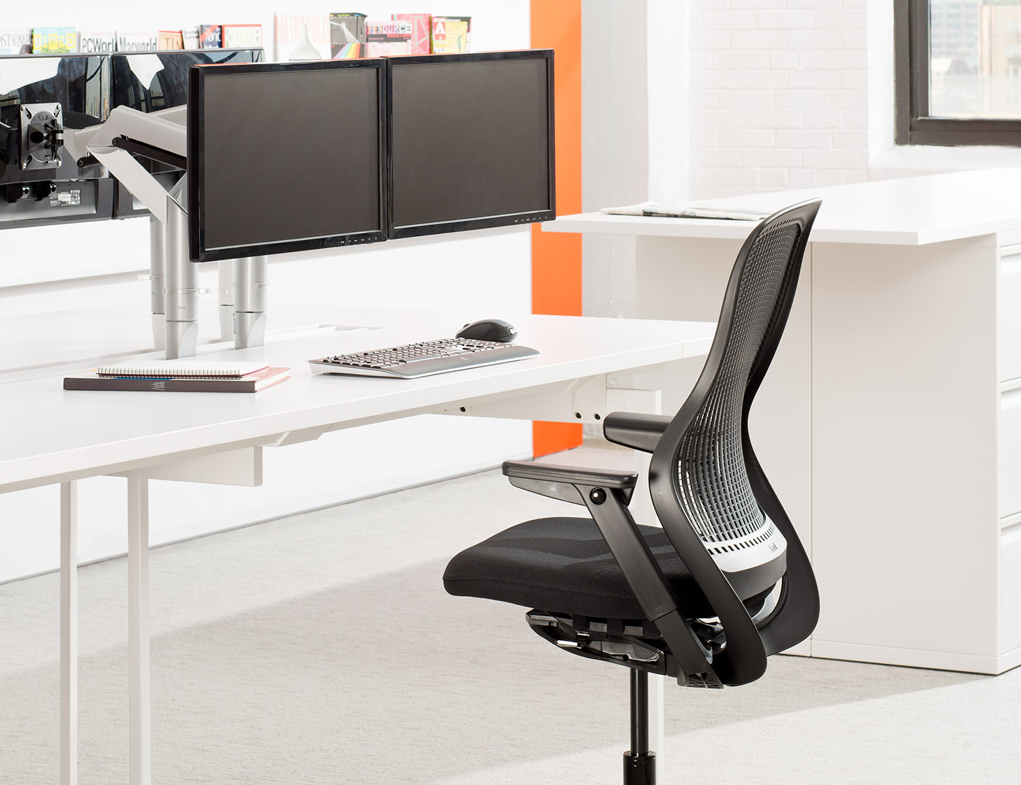 Knoll Regeneration Chair Regeneration By Knoll Ergonomic High Task Chair
