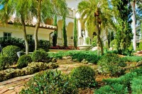 Landscape ideas South Florida front yard-Garden design