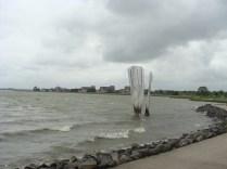 Even uitwaaien in Hoorn - IJsselmeer - Zuiderzee