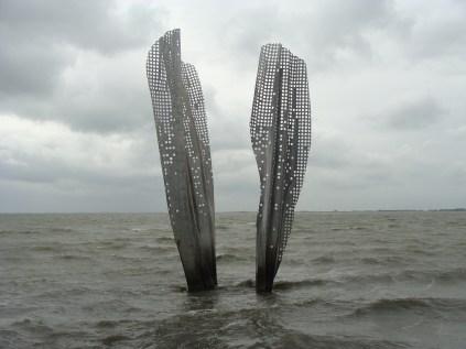 Kunstwerk Zuiderzee - Hoorn