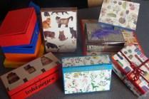Bewerkte kistjes - Remaked boxes