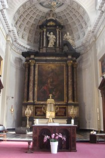 In de Kerk - Inside the Church