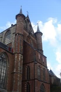 Pieterskerk Leiden - Pieters Church Leiden