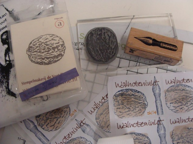 De stempels - The stamps