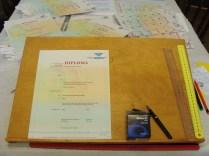 Schrijftafel - Writing desk