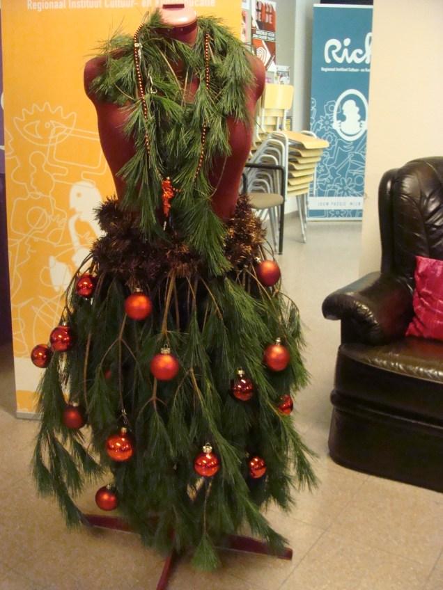 Kerst jurk! Christmas dress