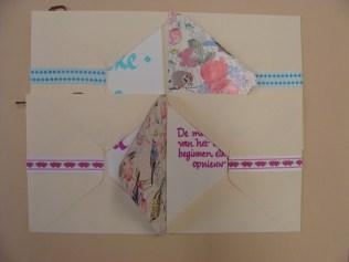 Binnenkant kaart - Inside the card