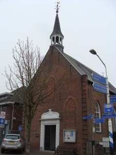 Het Kerkje - The little Church