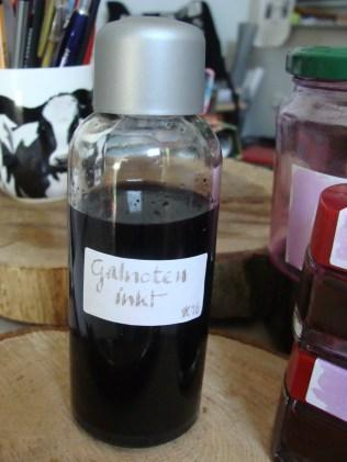 Galnoten inkt - Oak ink