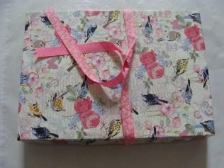 De cadeaudoos - The gift box