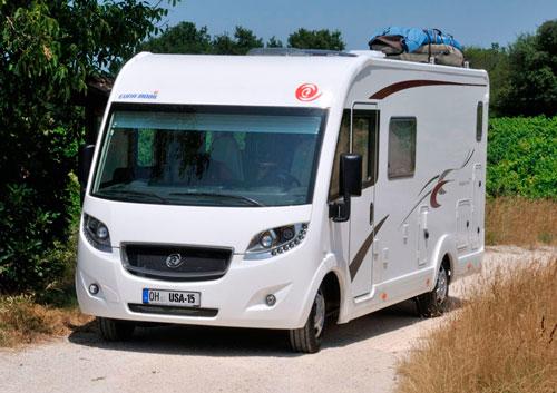 Euramobil Integra 690 HB
