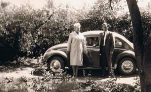 Elli und Fritz Hansen