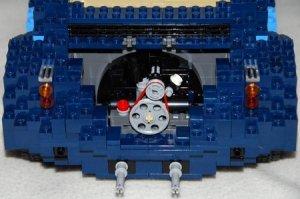 Bild 4 Motorraum