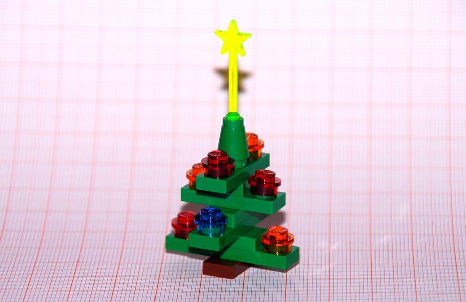 Yodas Weihnachtsbaum