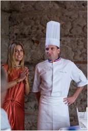 Syster och kocken Christian Segui