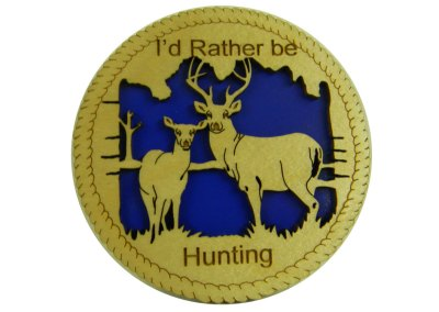 Id Rather be Hunting