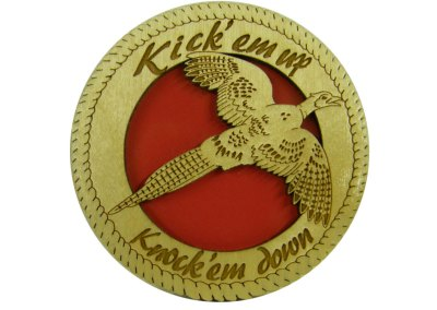 Kickem up Magnet