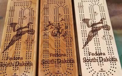 Custom Cribbage Boards