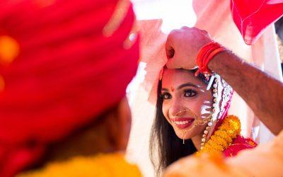 Arpit & Trisha: Destination wedding in Bhopal