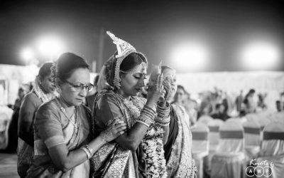 Malvika & Sreejish : Bengali Malayali Wedding