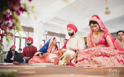 Jasjeet & Ansh : Punjabi Wedding in Mumbai
