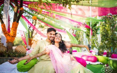 Azra & Murtuza : Bohri Wedding in Navi Mumbai