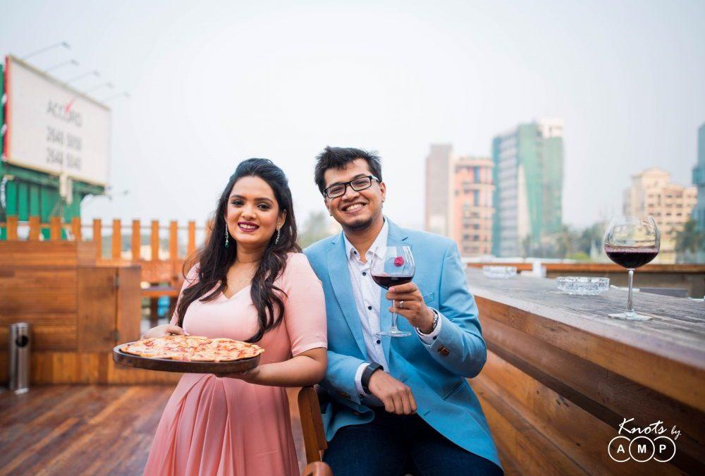 Priyanka & Kaushik : Wedding in Mumbai