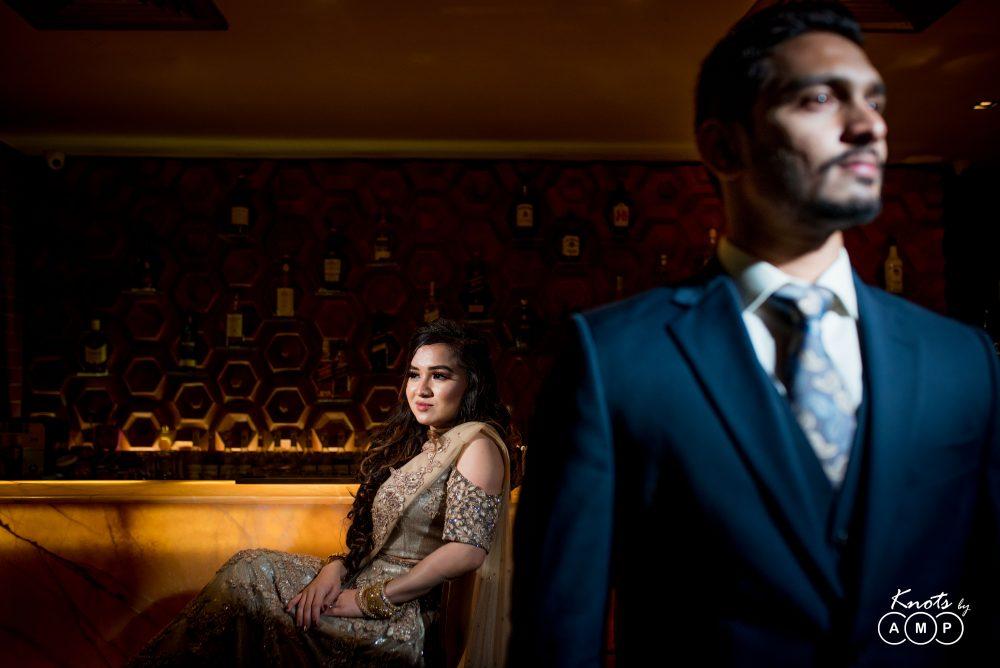 Pankaj & Usha : Engagement in Navi Mumbai