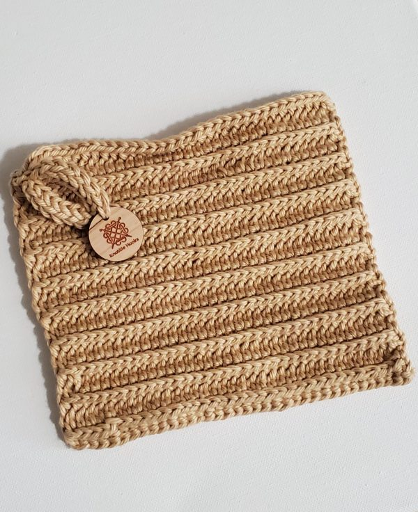 Washboard Washcloth