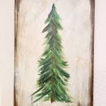 Annie Sloan Paint Techniques Christmas Tree Painting Knot Too Shabby Furnishings