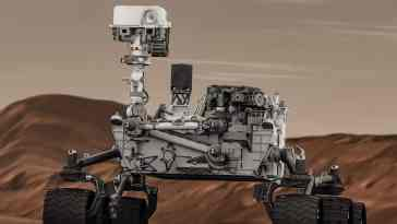 Curiosity Rover's road trip to find life on Mars 2020