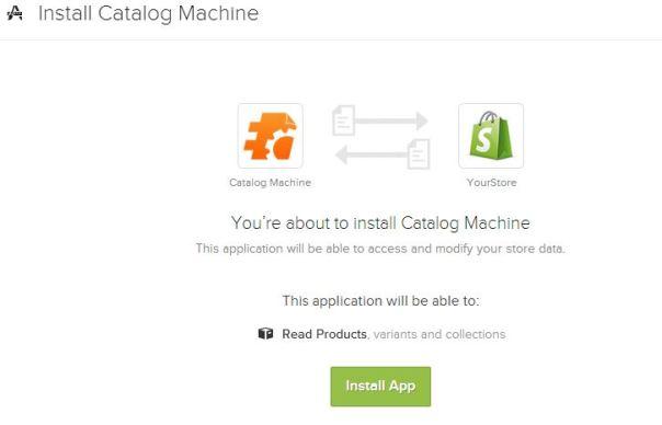 shopify-install-app