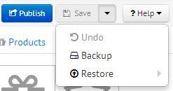 backup-menu