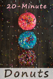 20-Minute Donuts
